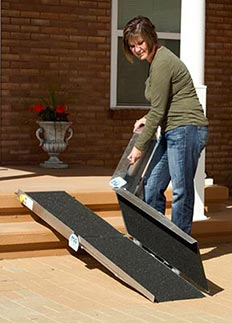 Portable wheelchair ramp Chattanooga TN
